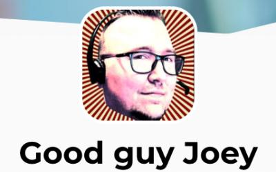 Good guy joey