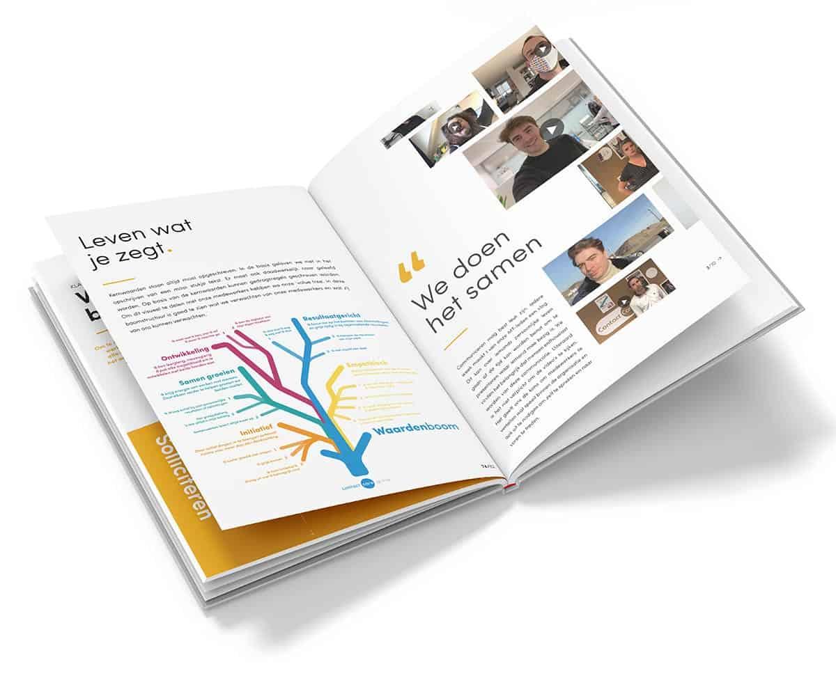 Personeel brochure